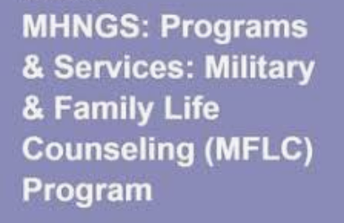 Military Family Life Counselor