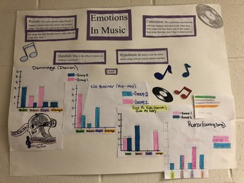 Emotions in Music