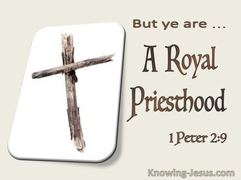 Royalty in God's Kingdom