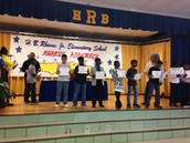 1st Quarter Award Ceremony!