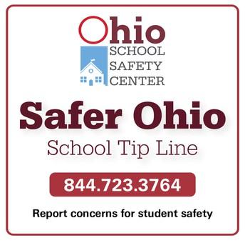Ohio School Safety Center Contest