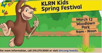 KLRN Kids Spring Festival Day 2