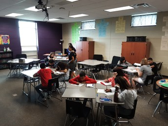 Extending Vocabulary - Mrs. McCree and Mrs. Howell