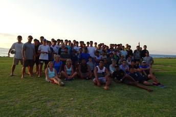 Orientation Camp 2016, Ohope Beach, Whakatane