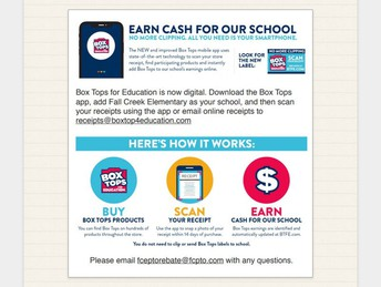 Earn $ for our school!