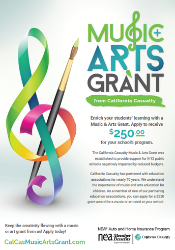Music and Arts Grant