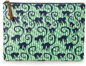 Navy monkey pouch