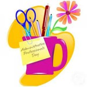 Administrative Professional's Day!