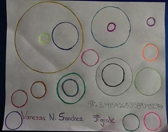 Vanessa 3rd Grade