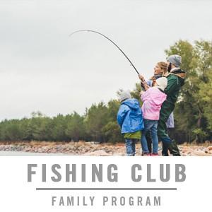 Fishing Club!🎣🐟