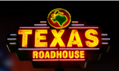 Texas Roadhouse Spirit Night - Wednesday