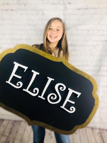 CIS Student, Elise S., on Food Network Baking Competition!