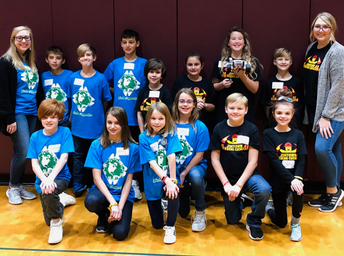 JIS Lego Robotics Teams 2019-2020