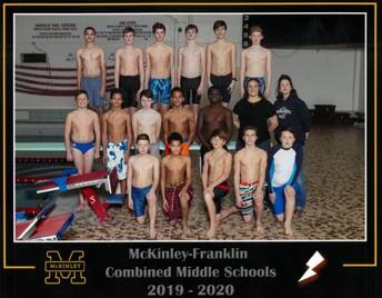 Boys' Swimming