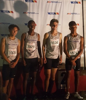MHS Track and Field Shines at State Meet