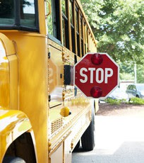 School Buses Remain on the Roads!!! Watch for Stops!!