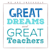 Great Dreams Need Great Teachers!!