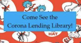 Lending Library!