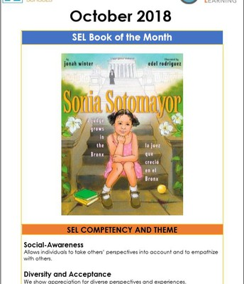 SEL October Book of the Month