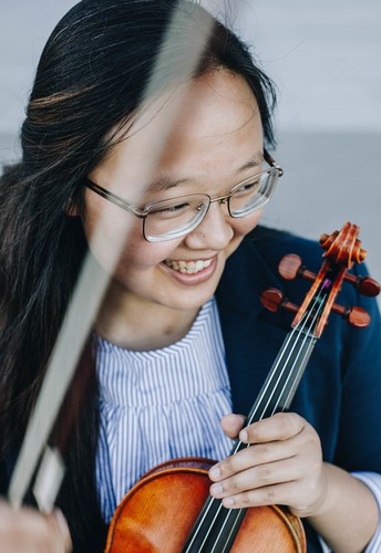 RTMS Welcomes New Orchestra Director- Ms. Kim