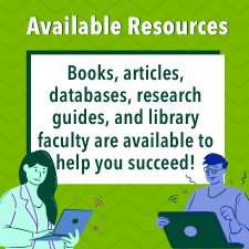 Available Resources Graphic