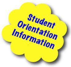 Orientation Day! August 10