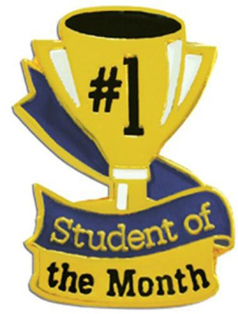 Student of the Month (Estudiante del mes)