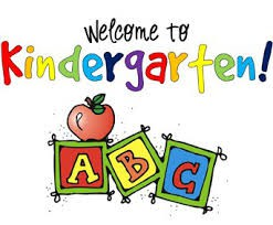 Kindergarten Modified Schedule