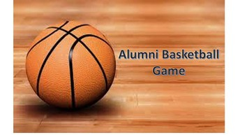 Sign Up to Play in the Alumni Basketball Games