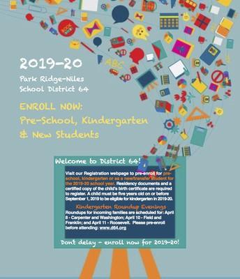 2019-20 Registration Flyer