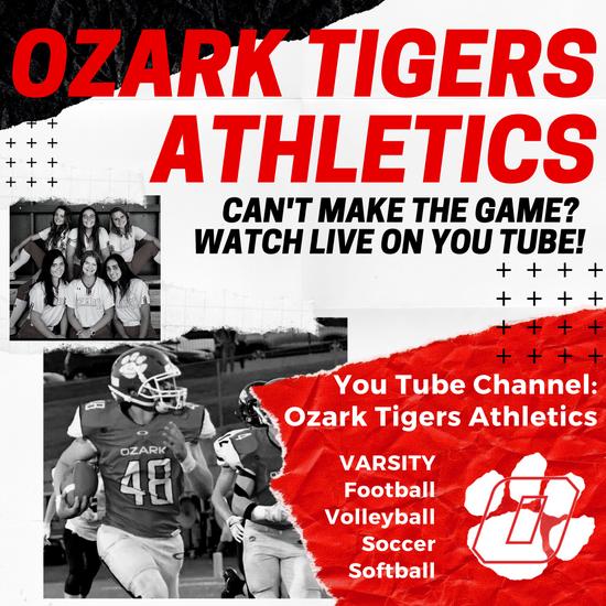 Ozark Tigers Athletics