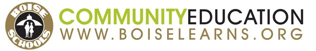 Boise Schools community education logo
