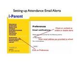 iParent - a parent/guardian web based tool: