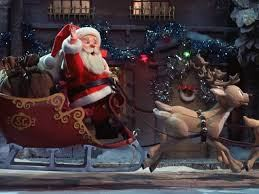 See Santa at the theater