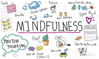 "Take a ""Mindful Moment"" break!"