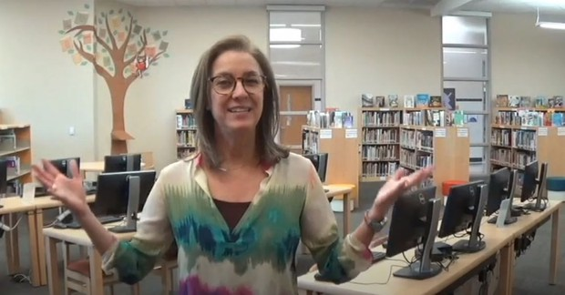 Take a video tour of our library here.