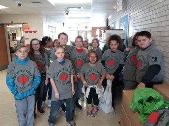 Lindbergh Elementary School Green Team