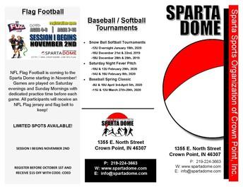 Sparta Dome