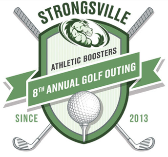 STRONGSVILLE ATHLETIC BOOSTERS ANNUAL GOLF OUTING - FRIDAY, JUNE 11