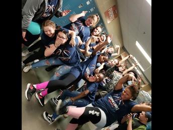 Team Craziness!