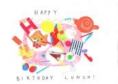 Birthday Lunch Celebrations