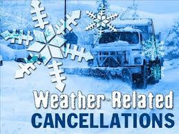 School Cancellation and Delay Information