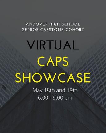 The Senior Capstone Cohort Showcase