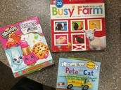 Preschool Interactive & Flash Cards