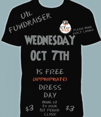 UIL Fundraiser