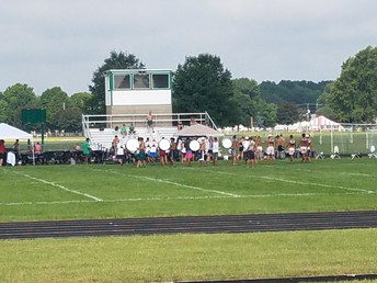 Guardians DrumLine and Pit Percussion