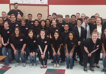 GHS Wins 2nd in District UIL Academics!