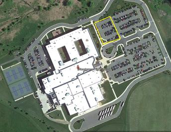 High School Parking Lot WiFi Access
