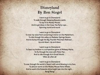 Disneyland by Ben S.