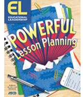 ASCD Latest Issue on Powerful Lesson Planning